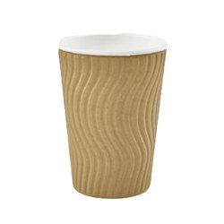 Double Wall Paper Cup, Packet Size (pieces): 50 Pieces