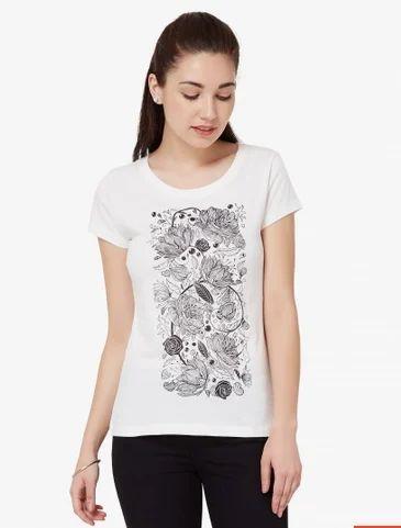 b0684ff1b6b Women Graphic Tees - MAX Band Aid T-Shirt Retailer from Bengaluru