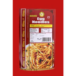 Raw Egg Noodles