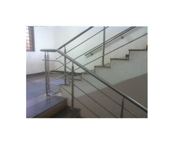 2ft High Modular Railing