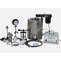 Digital Bomb Calorimeter(Without Oxygen Cylinder)