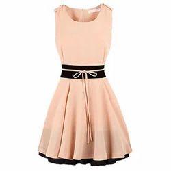 c7f42781b466 Ladies Party Wear One Piece Dress
