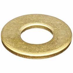 Zinc Plated Brass Washer