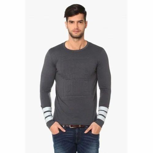 5ae574e158 Mafia Cotton Men Designer T Shirt, Rs 240 /piece, Mafia Clothings ...
