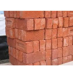 Cuboid, Rectangle Red Clay Bricks