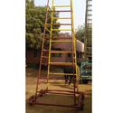 Portable Ladder Tower Trolley