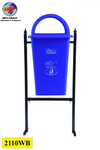 Cleaning Product 110 Liter Waste Bin Italica Dom Type