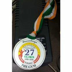 Gym Medal