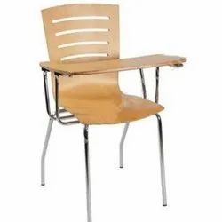 Wooden Writing Pad Chair