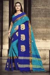 Riva Enterprise Cotton Silk Designer Saree