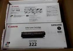 CANON 322 BLACK TONER