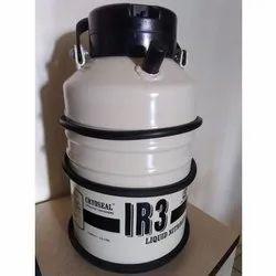 IR3 Cryoseal Liquid Nitrogen Container