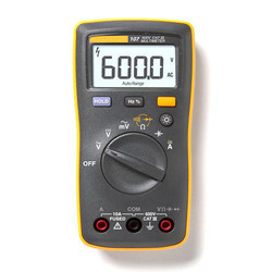 Basic Digital Multimeter