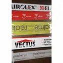 Water Proof Brand Logo Printed Tape, Packaging Type: Box