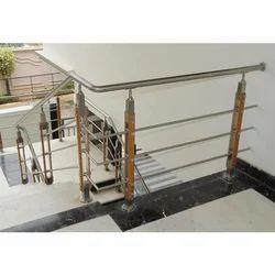 Bar Stainless Steel Modern Stair Railings