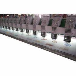 RT Automatic Embroidery Machine, Multi Heads