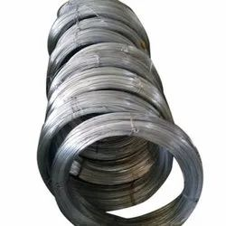 Galvanized Iron 21 Gauge Mild Steel Binding Wire, For Industrial, Quantity Per Pack: >50 kg