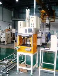 Plc-Based Hydro Pneumatic Press