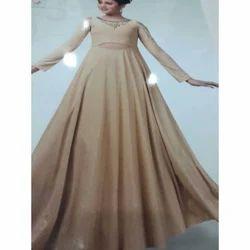 Net Ladies Long Gown