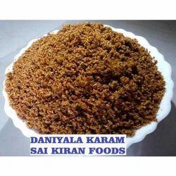 Sai Kiran Daniyala Karam Powder, Packaging Size: 200g