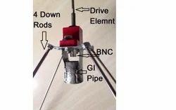 GP Antenna or Dipole Antenna, Size: For Fm Range, For Fm Transmitter
