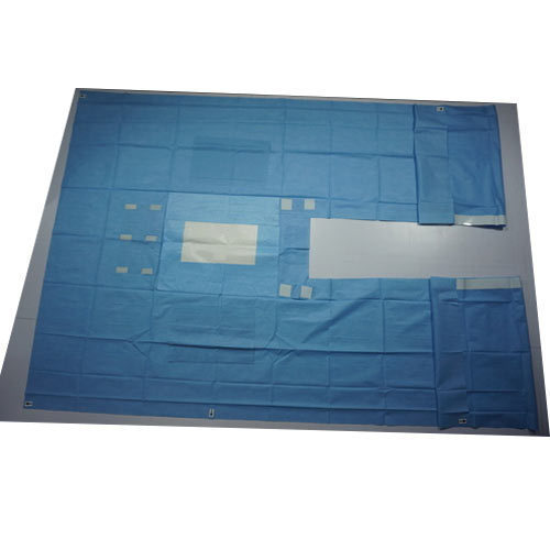 Hirut Non-Woven Non Woven Surgical Drape, Model Number: 702, Packaging Type: Packet
