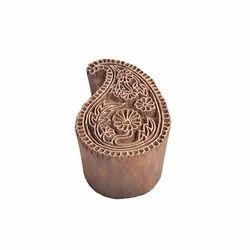 Wooden Textile Henna Printing Blocks