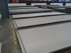 HR Stainless Steel 409 Plate (No.1 Finish)