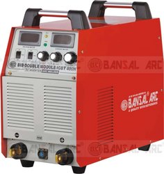 Bansal Arc BIB- 400 Heavy Duty Inverter DC MMA Series Welding Machine