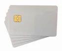 Plastic Rectangular Contact Chip Card