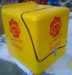 Motorcycle Food Delivery Boxes