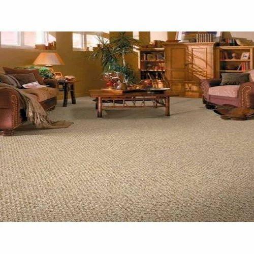 Plain Polyester Living Room Floor, Carpet Images For Living Room