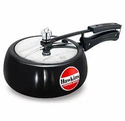 Hawkins CB35 3.5 L Black Hawkins Contura Pressure Cooker, Weight: 2.11 kg