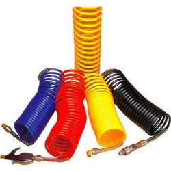 Nylon Coiled Hose