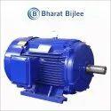 Bharat Bijlee Ie2 Electric Motor, Voltage: 415 V, 2000-6000 Rpm