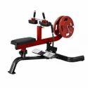 Steel Flex Calf Press Machine Seated
