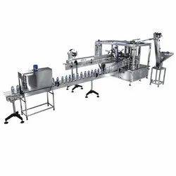 Bottling Plant 3000 LPH - 40 BPM