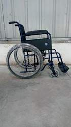 Folding wheelchair manufacture in india