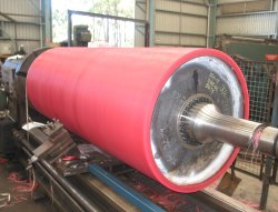 Cast Polyurethane Coated Rollers