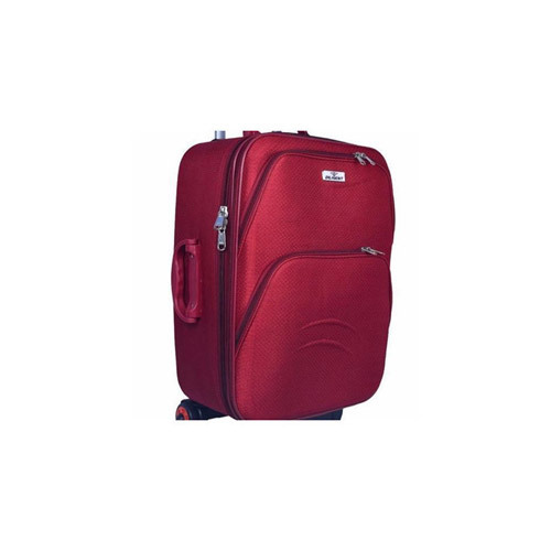4377032bc7d Red Dilegent 20 Inch Luggage Travel Trolley Bag
