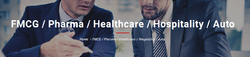 FMCG  Pharma  Healthcare  Hospitality  Auto Services