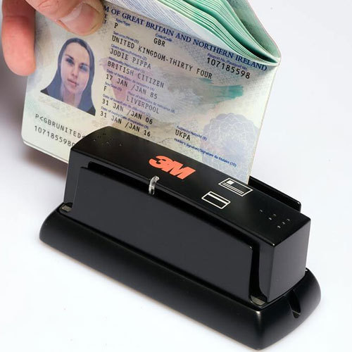 NEW DRIVER: 3M AT DOCUMENT READER