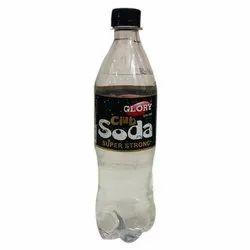 Soft Drink Glory Club Soda, Packaging Size: 600 ml, Packaging Type: Bottle