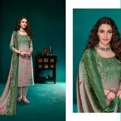Pure Pasmina Dress Material