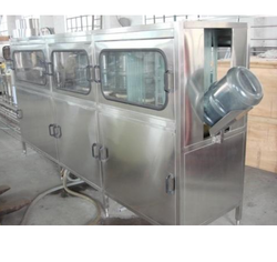 Automatic Jar Rinsing Filling Capping Machine