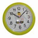 Plastic Promotional Wall Clock