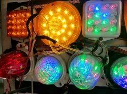 Colour LED Bulbs