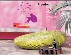 Big Stencils Freedom