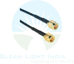 RF Cable Assemblies SMA Male to SMA Male in RG 174