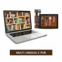 Multi-lingual E Pub Services